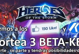 Se fan de Facebook y ten la posibilidad de ganar una Beta Key para Heroes of the Storm