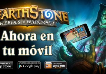 HearthStone disponible para smartphone, IOS & Android
