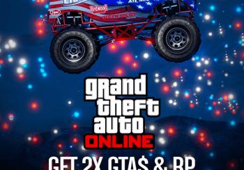 Obtén bonificación doble en GTA V Online por esta semana