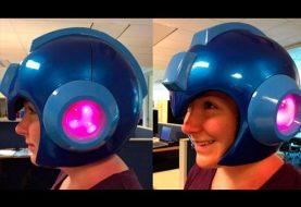 Capcom ofrece replica oficial del casco de MegaMan
