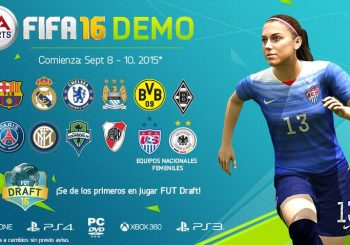 Disponible la Demo de FIFA 16