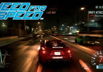 Need for Speed solo correra a 30FPS en consolas