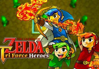 Tri Force Heroes, el éxito venidero de la gran N