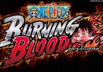 Dos nuevos personajes votados por los fans se suman a ONE PIECE: BURNING BLOOD