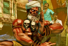 Dhalsim se integra a Street Fighter V