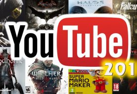 Estos fueron los juegos mas populares de Youtube el 2015