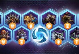 Nueva rotación en Heroes of the Storm