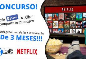 Concurso Netflix & Kibit