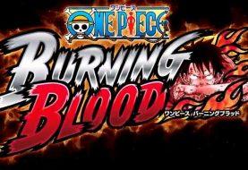 One Piece: Burning Blood anunciado en América