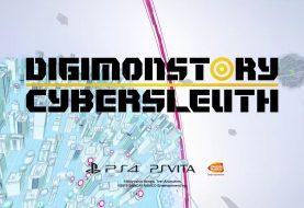 Digimon Story Cyber Sleuth para Playstation 4 y Vita