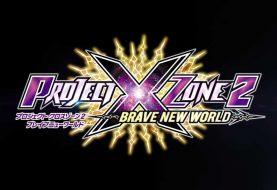 Project X Zone 2, ¡anunciado para occidente trailer incluido!