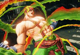 Alex cada vez más cerca de Street Fighter V