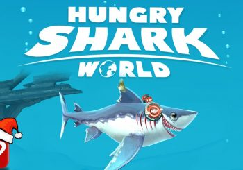 Ubisoft anuncia Hungry Shark World