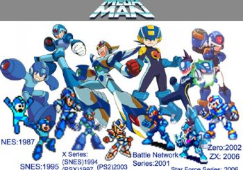 [CHOOSE YOUR CHARACTER] Mega Man
