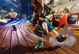 Ibuki se une a Street Fighter V
