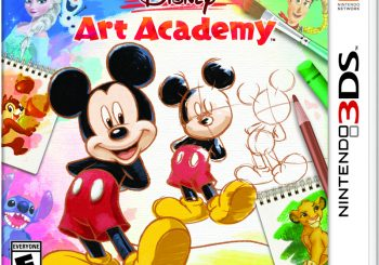 """Disney Art Academy"" ya está disponible para Nintendo 3DS"