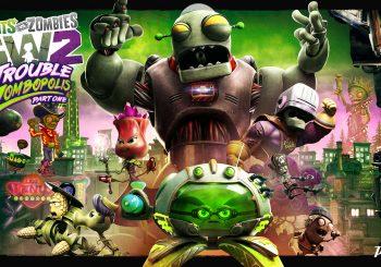 Trailer Plants vs Zombies Garden Warfare 2: Trouble in Zombopolis part 1