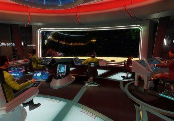 Star Trek: Bridge Crew, su nuevo juego de realidad virtual