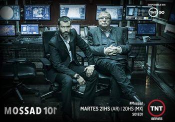Estreno de Mossad 101 mañana por TNT Series