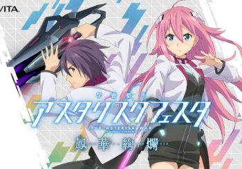 Asterisk War: Phoenix Festa para Playstation Vita