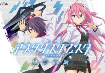 Asterisk War: Phoenix Festa para Playstation Vita