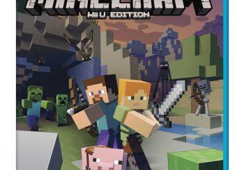 Minecraft regresa, esta vez para Nintendo Wii U