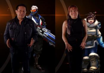 Conoce las voces de Overwatch en español latino
