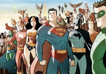 Especial universo de DC Comics en Warner Channel