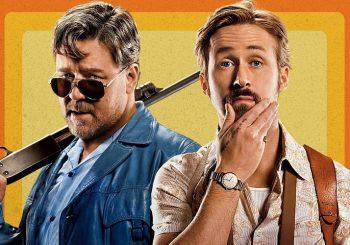 """Otra curiosidad en el elenco de """"The Nice Guys""""."""