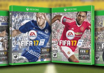Los fans elegirán la portada de FIFA 17