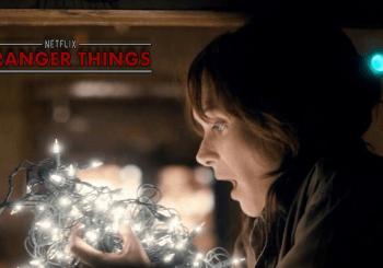Winona Ryder es Joyce Byers en Stranger Things