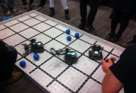 Taller de robótica para estudiantes por el mes de la juventud