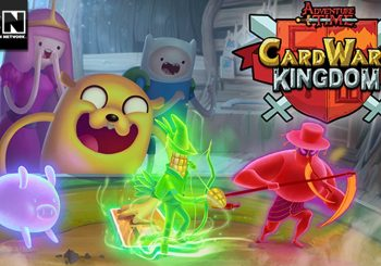 Review del nuevo juego de Cartoon Network, Adventure Time Guerra de Cartas: El Reino
