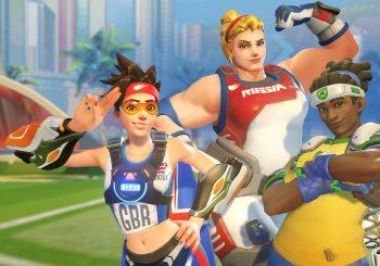 Las Olimpiadas invaden Overwatch