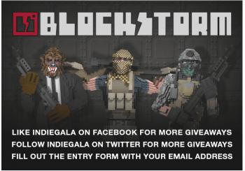 [Game Dealers] Steam - Blockstorm - Gratis