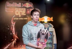 Final de Red Bull Player One Chile