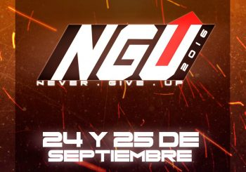 NEVER GIVE UP 2016: El evento fighter oficial de Capcom Pro Tour en Chile