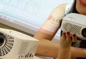 LG y sus Nuevos proyectores MiniBeam