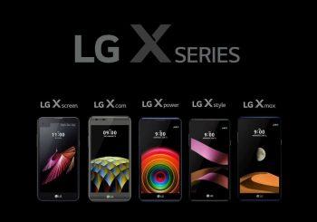 Serie X de Smartphones LG llega a Chile