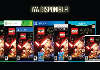 Último DLC para Lego Star Wars The Force Awakens