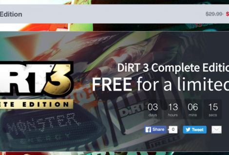 [Game Dealers] Steam – Dirt 3