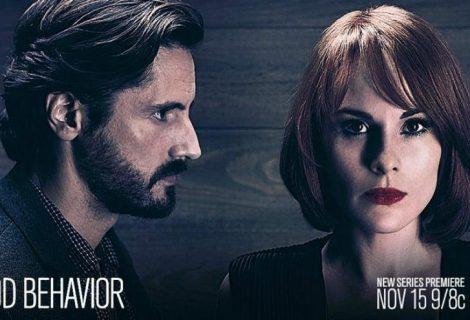 Estreno de Good Behavior por TNT Series