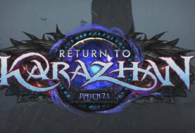 Return to Karazhan, parche 7.1 de WoW