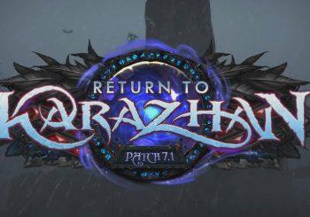 Return to Karazhan, parche 7.1 de WoW