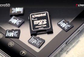 Kingston ya disponde Tarjetas MicroSD con capacidad de 256Gb