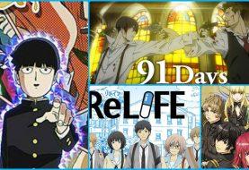 ¡Lo Recomendado del Anime de Verano 2016!