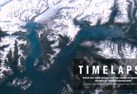 Google nos presenta Chile a travez del tiempo con Timelapse
