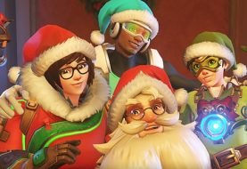 Overwatch anuncia evento de temporada navideña - Paraiso Invernal