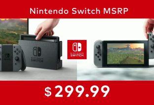 Resumen sobre la Nintendo Switch Presentation