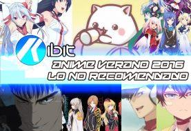 Anime Temporada de Verano 2016: NO recomendado